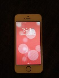 iPhone 5s in gold