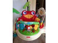Jumperoo, fisher price