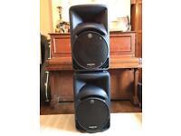 Mackie srm450 v2 speakers