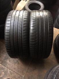 2 PW 265 45 20(104Y) Michelin Latitude Sport 3 NO XL Tread 5mm-6mm