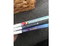 3 x XBOX 360 GAMES