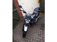 Honda NC700S 75MPG+ Motorbike FSH 1 Owner