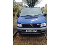 Mercedes Vito Traveliner for sale