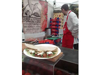 Italian Street Food Market & Restaurant: Chef + Commis Chef + Assistant Manager + Sales Assistant