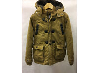 Marks & Spencers Boys Tan Coat 11-12yrs - STA21