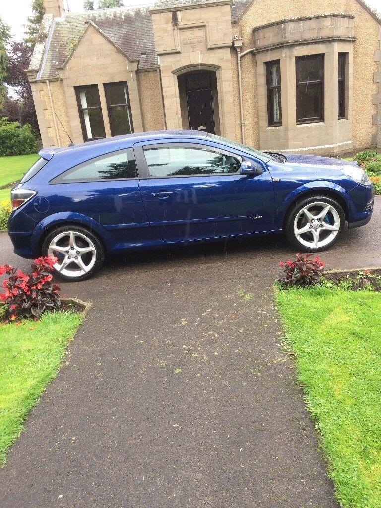 Vauxhall Astra 1.8i VVT SRI 73500 miles