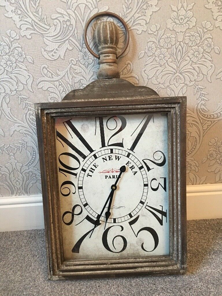 Large paris pocket watch wall clock in hamilton south large paris pocket watch wall clock amipublicfo Images