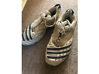 Adidas Cricket Shoes - Size 10