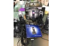 BT Aura 1500 Quad Home Phones