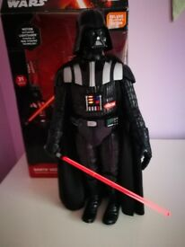 Star wars interactive darth Vader