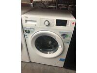 9KG 1400 SPIN WHITE BEKO WASHING MACHINE