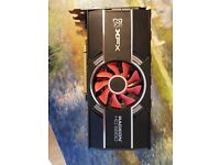 XFX Radeon Gaming PC Graphics Video Card 6850 - Spares or Repairs