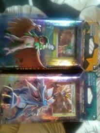 2 brand new Pokémon themed Decks