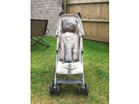 Push chair. Mother care