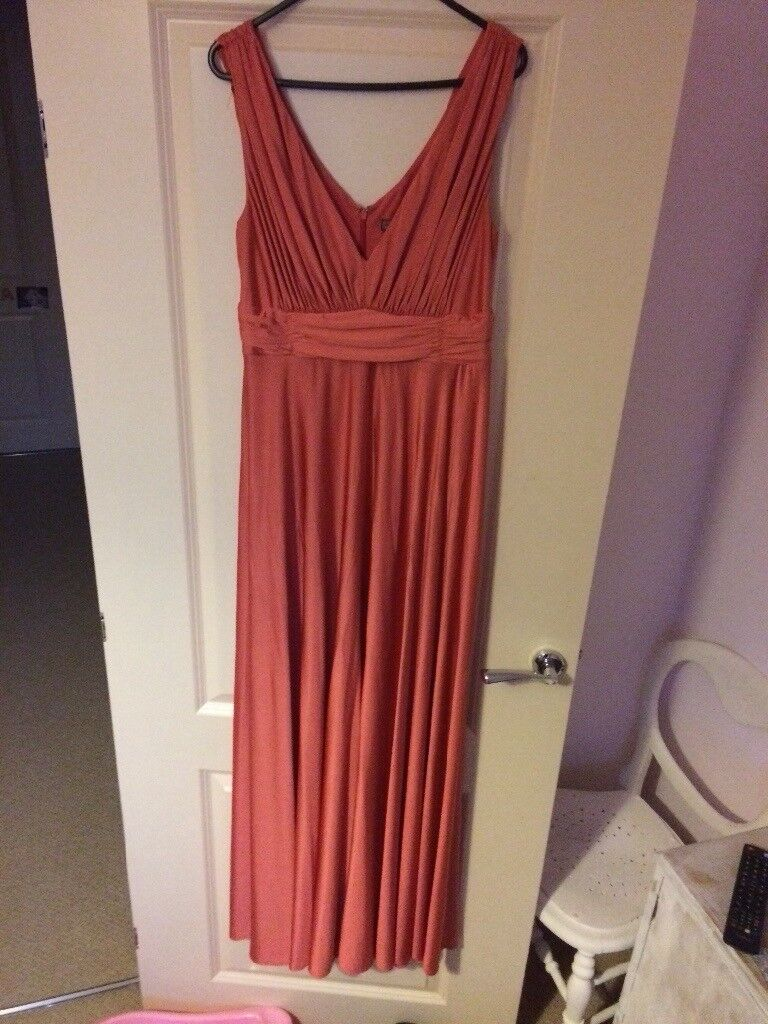 Beautiful BIBA dress full length size 10