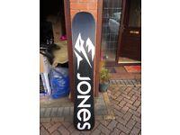Jones carbon flagship 161