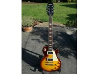 Epiphone Les Paul Standard Electric Guitar - Sunburst