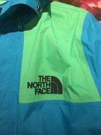 Genuine north face jacket