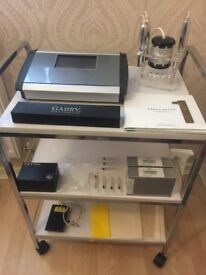 SEMI PERMANENT MAKE UP MACHINE £995 - ARTLINER ( with lots of extras )