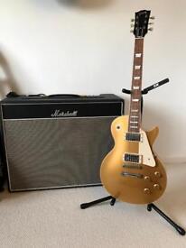 Gibson custom shop 1957 goldtop R7