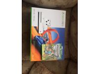 New Xbox One S with Forza Horizon+HotWheels, Minecraft, 3months Xbox live and 1 month Xbox game pass