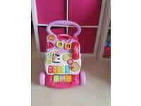 Vtech First Steps Baby Walker Push chair
