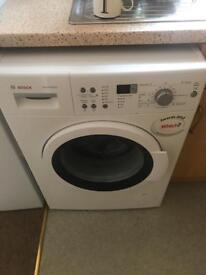 Bosch vario perfect washing machine for sale