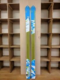 New ex-display touring skis, hagan, fischer