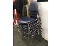 Office Chairs, Used but good condition. 8 chairs