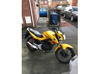 Cb125f for sale