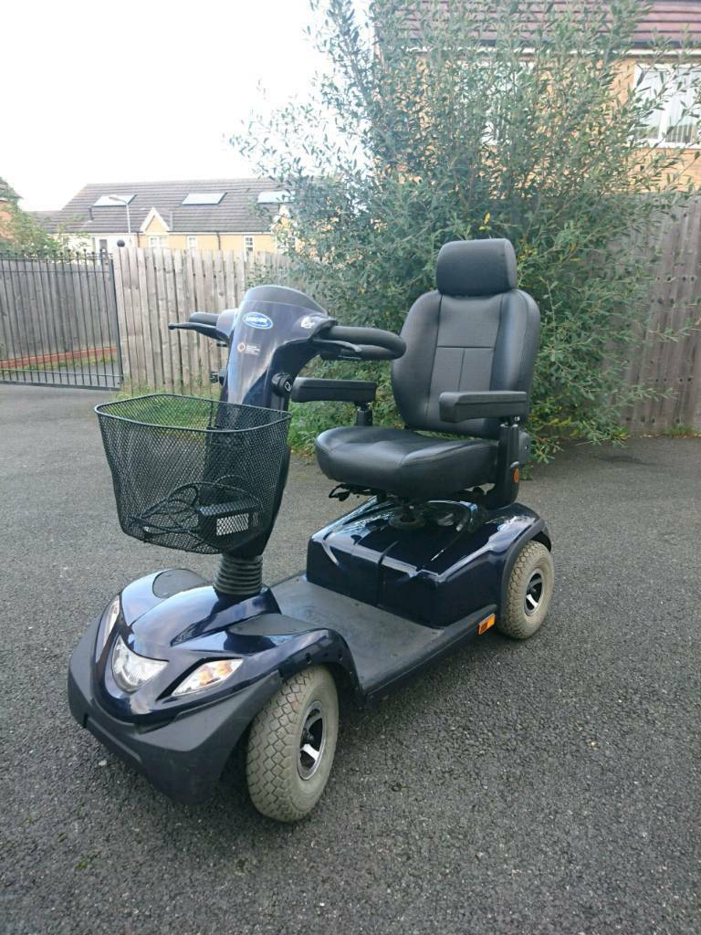 Invacare Comet Road Mobility Scooter
