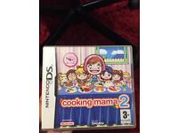 Cooking mama 2- Nintendo DS Game