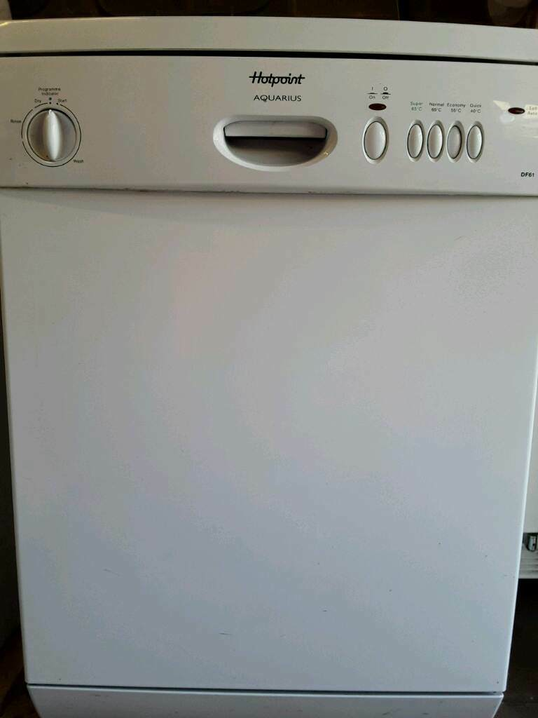 Good Condition Hotpoint Dishwasher