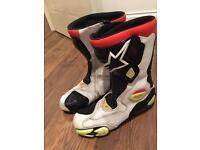 Men's alpinestars SMX-5 boots