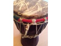 Djembe Drum from Gambia