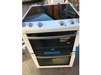 New zanussi electric cooker 60cm