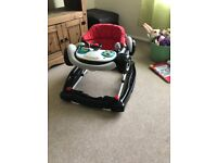 Bargain baby walker