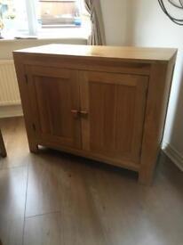 Oak dresser/sideboard