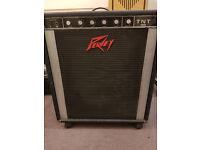 Peavey TNT 100 Bass amplifier