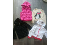 Girls 5-6 yrs clothes bundle