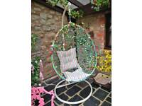 Bespoke swing chair