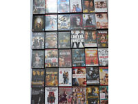 130 DVDs - job lot, only £20! (collection from Bristol only)