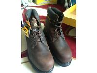 Caterpillar Hilton Steel Toe Capped Boots size 12