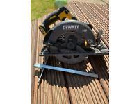 Dewalt 54V Body Only Circular Saw.