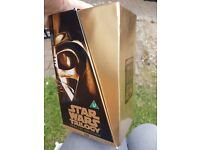 Star Wars Trilogy Special Edition VHS. £8