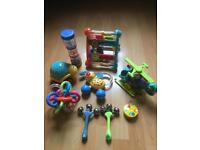 Bundle of ELC, Early Learning Centre Baby/Toddler Toys