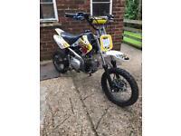Cw 110cc pit bike
