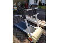 Reebok irun running machine treadmill