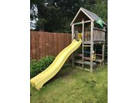 Jungle Gym kids climbing frame with slide