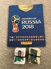 Panini World Cup '18 Sticker Swap